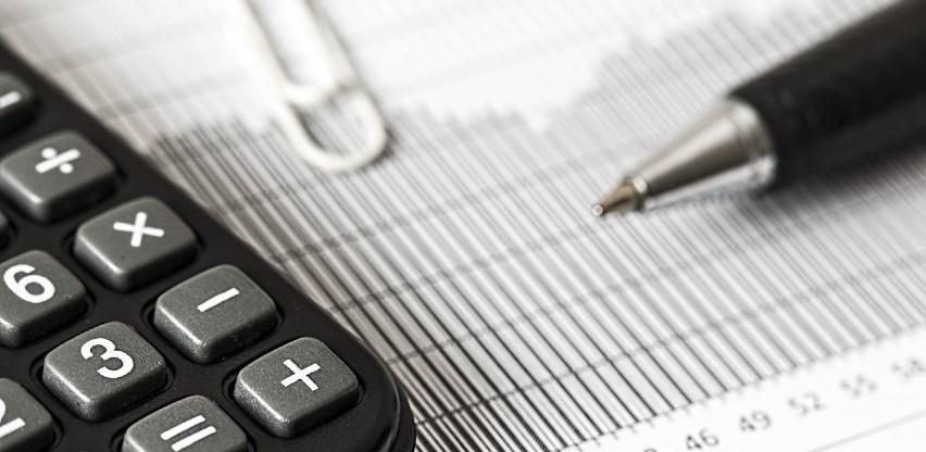 Prihodi od indirektnih poreza manji za 10,27 odsto