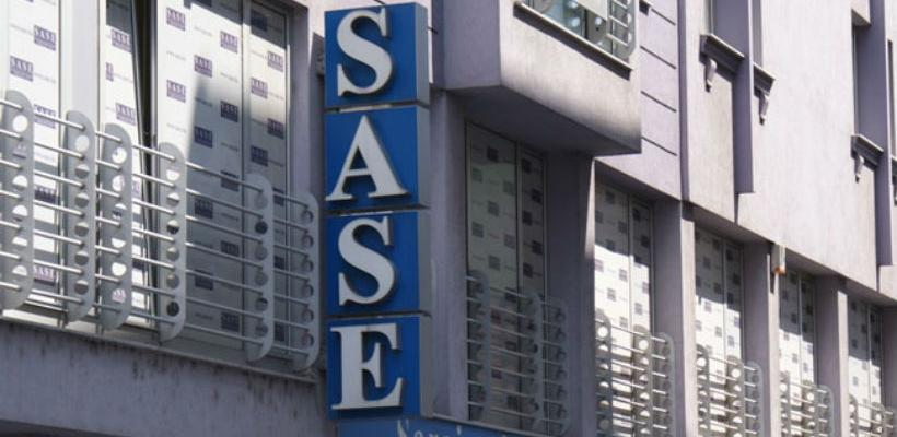 Na SASE u sklopu 11 transakcija prometovano sa 9.202 vrijednosna papira