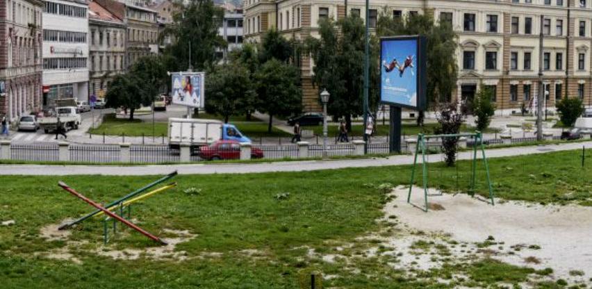 Borba za sarajevski park Hastahana
