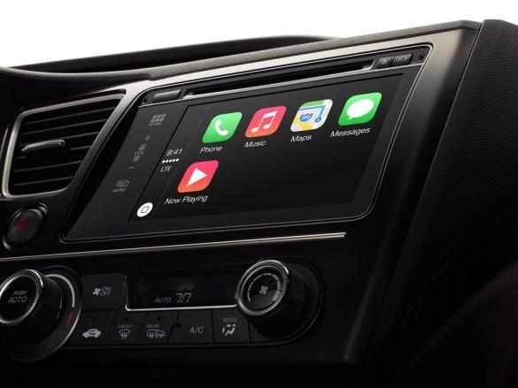 iOS u automobilu