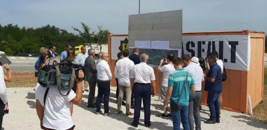 Euro-Asfaltu povjeren posao izgradnje obilaznice kod grada Pazina