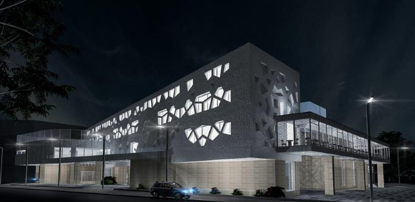 Budući izgled Sultan Ahmedovog kompleksa u Zenici