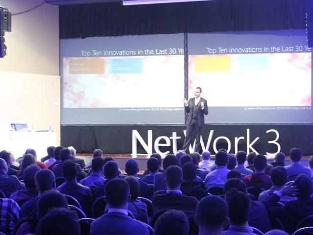Počeo Microsoft NetWork 3 sa oko 500 učesnika i preko 60 predavanja