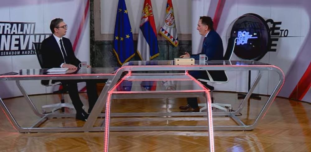 Ekonomske lekcije Aleksandra Vučića: Mi moramo da budemo mašina rasta Evrope