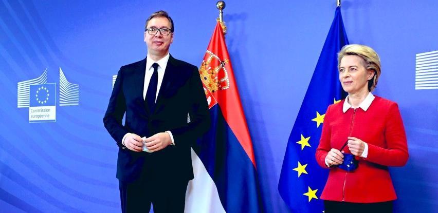 EU spremna da podrži izgradnju pruge između Beograda i Sjeverne Makedonije