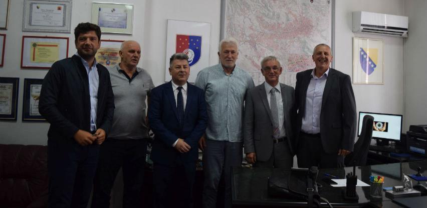 Za regulaciju vodotoka općina Ilijaš, Hadžići, Ilidža i Vogošća 374.000 KM