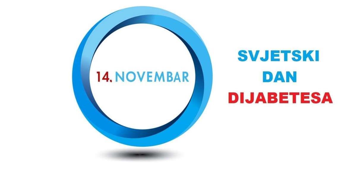 14. novembar - Svjetski dan borbe protiv dijabetesa
