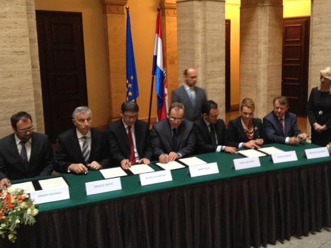 Ministri zapadnog Balkana potpisali deklaraciju o regionalnoj saradnji