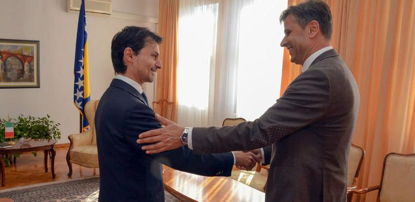 Velika multinacionalna kompanija iz Italije želi ulagati u BiH