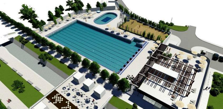 Objavljen tender za izgradnju sportsko – rekreacionog centra Dobrinja