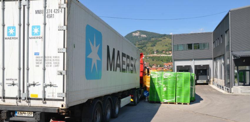 Delta Trade izvezla prvi kontejner zamrznute maline u Australiju