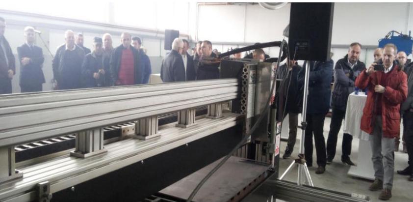 Bosanska CNC mašina dobila investitore: U Jelahu otvorena metalska firma