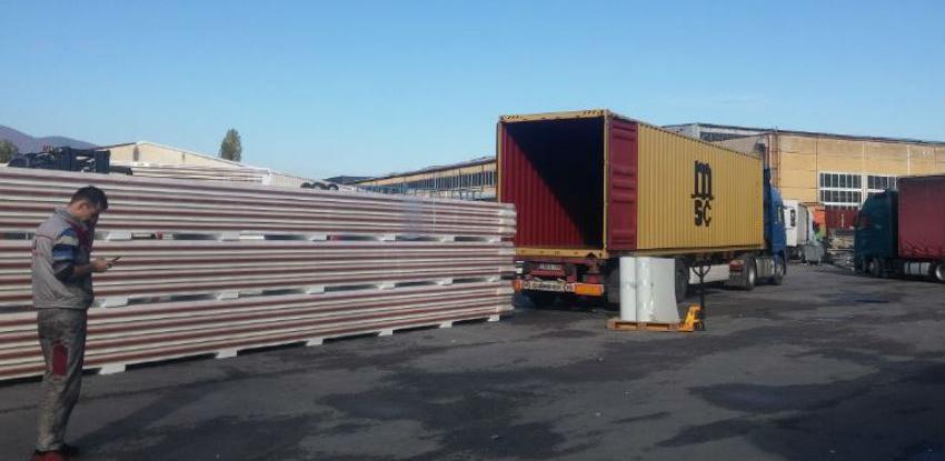 Prvi kontejneri Alternativinih panela krenuli za Hong Kong