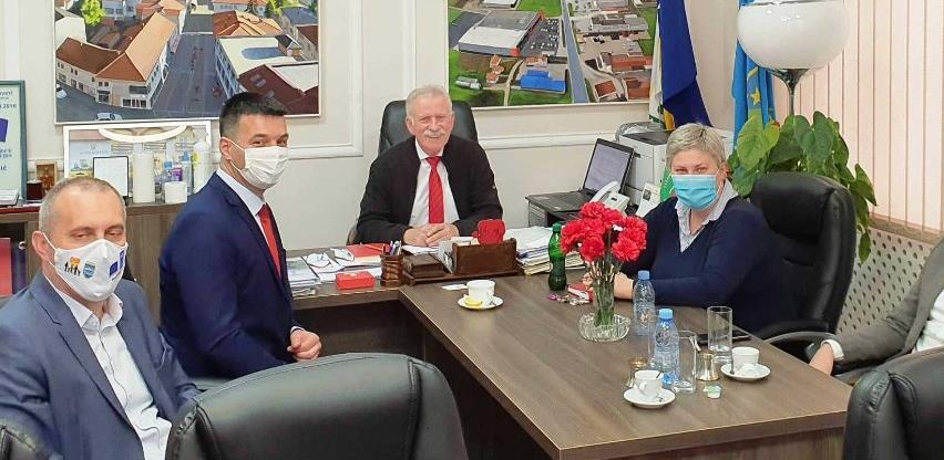 Sastanak dva načelnika: Jablanici je dodatno potreban gračanički faktor