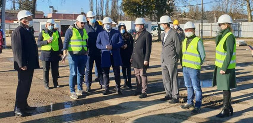 Izgradnja dobojske bolnice napreduje planiranom dinamikom