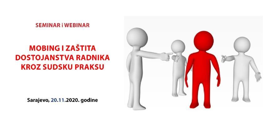 REC seminar: Mobing i zaštita dostojanstva radnika kroz sudsku praksu