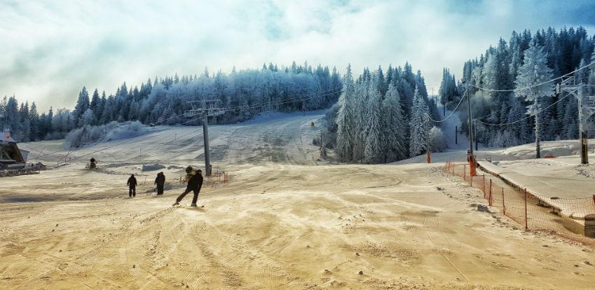 Jahorinske staze danas zvanično otvorene za skijanje