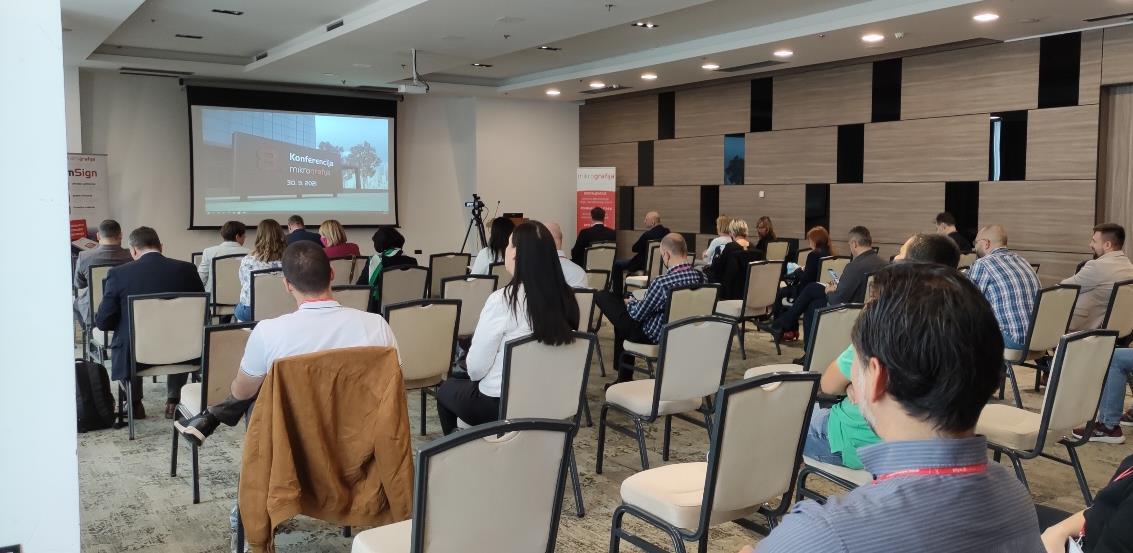 Poruka 8. Mikrografija konferencije: Digitalnim poslovanjem do uspjeha