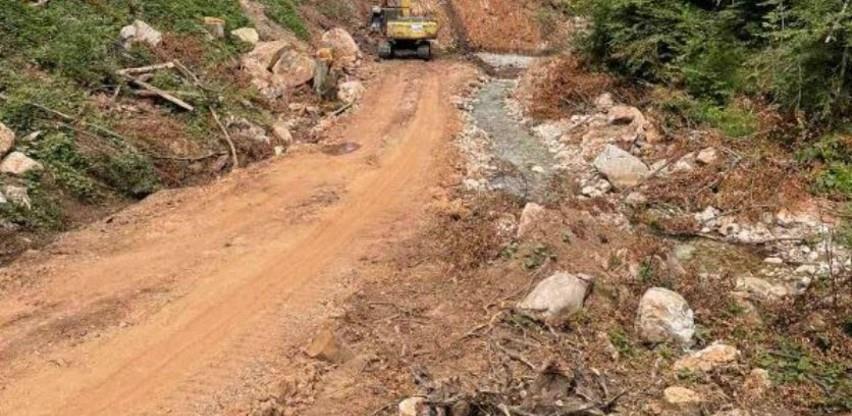 Uprkos presudi Suda, nastavljeni radovi na Kasindolskoj rijeci