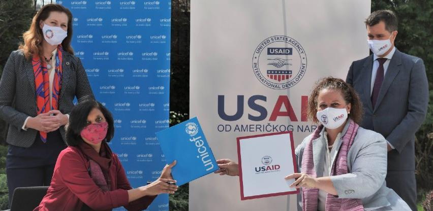 USAID osigurao novih 4,8 miliona dolara pomoći BiH za borbu protiv COVID-19