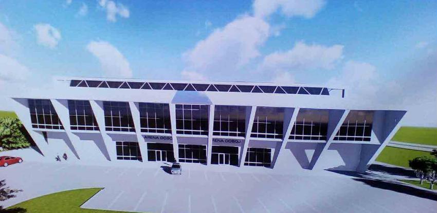 Kreće gradnja dvorane u Doboju