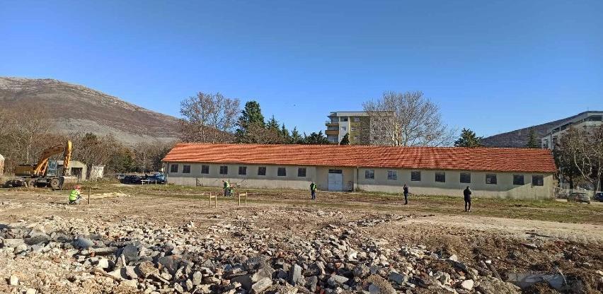 Počela izgradnja dnevnog centra za osobe s invaliditetom u Trebinju