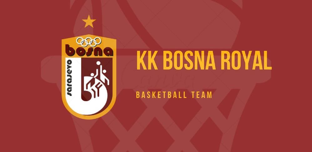 Budite partner u postizanju novog uspjeha KK Bosna Royal