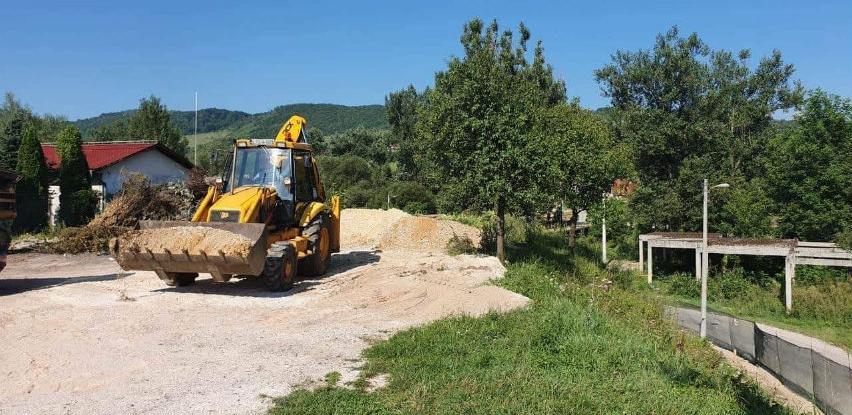 Počeli radovi na izgradnji reciklažnog dvorišta u Ilijašu