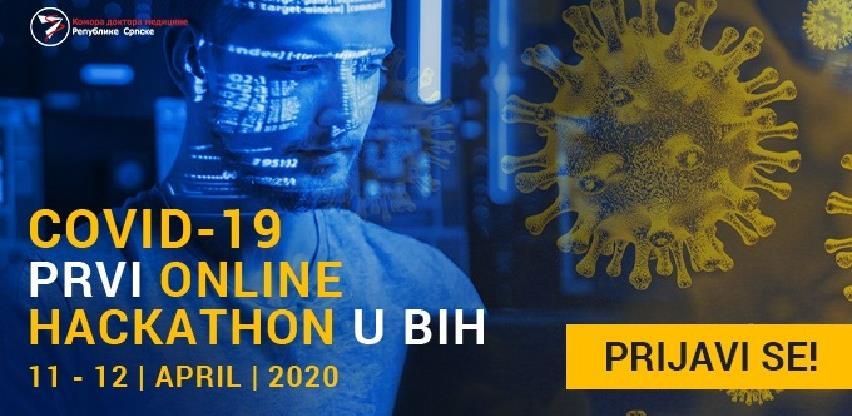 Prijavi se na prvi online hackathon u BiH – IT rješenjima protiv korone!