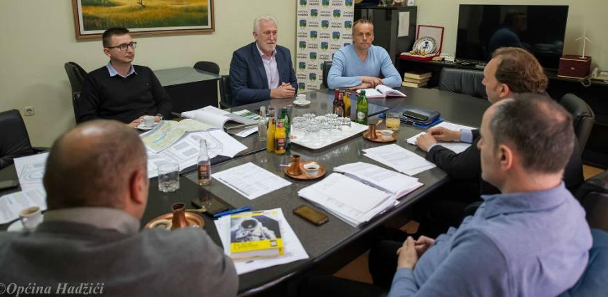Ministarstvo privrede podržat će infrastrukturno uređenje Privredne zone Hadžići