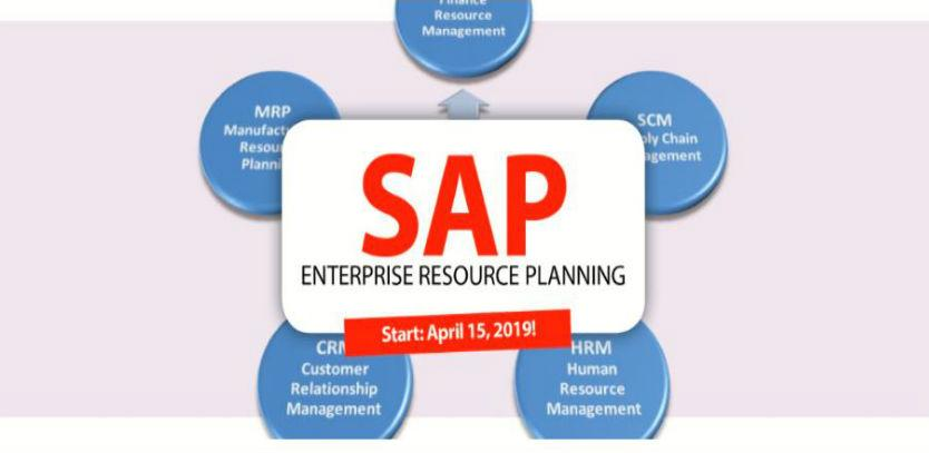 IUS life kurs: SAP Enterprise Resource Planning