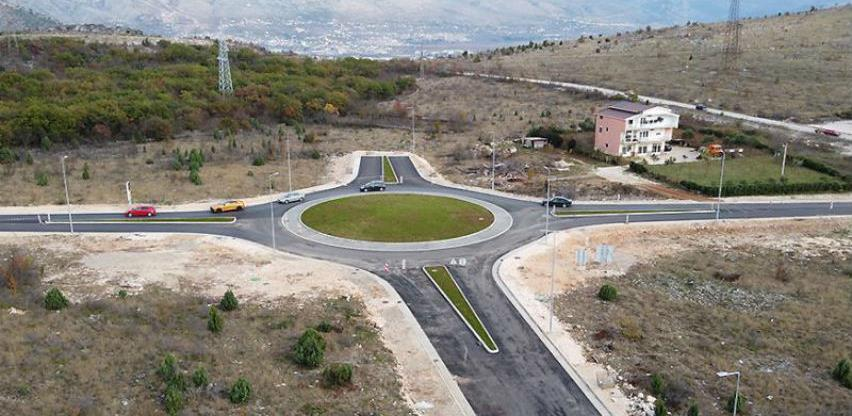 Izgradnja Južne obilaznice Mostar bliži se kraju