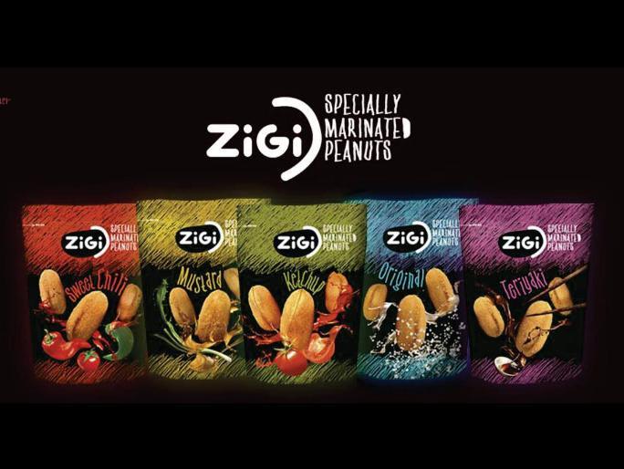 Novo u ponudi tvrtke Džajić-Commerce: ZIGI marinirani kikiriki