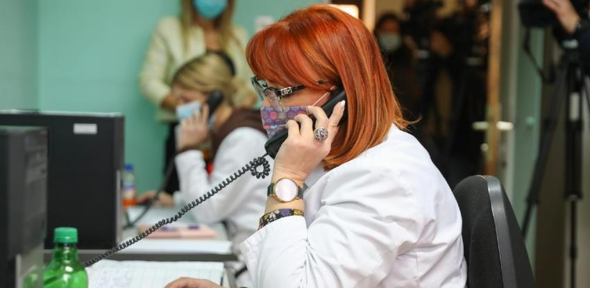 Pozivi prema Covid call centru od jučer besplatni iz mreže BH Telecoma