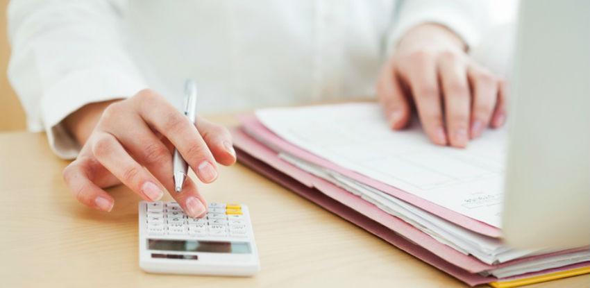Građani u FBiH za prvih šest mjeseci ove godine digli 295 miliona KM kredita