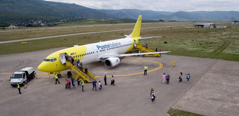 Uskoro odluka Eurowingsa: Neizvjesna utrka između Mostara i Trapanija