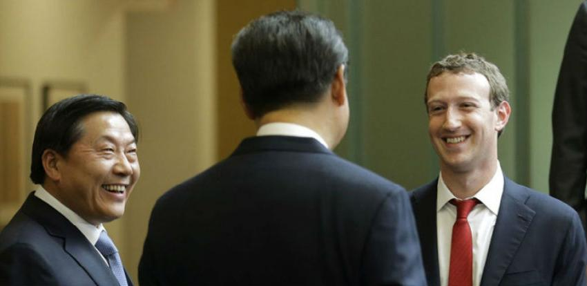 Facebook želi na kinesko tržite