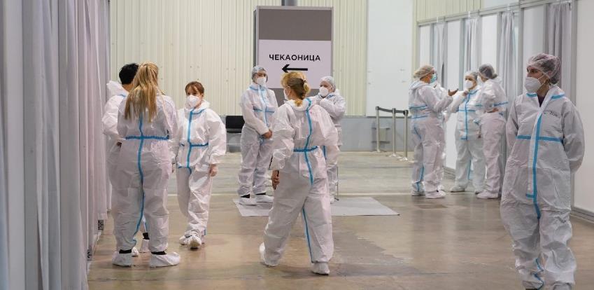 Za vakcinaciju u Srbiji se prijavile 573 osobe iz 155 firmi RS