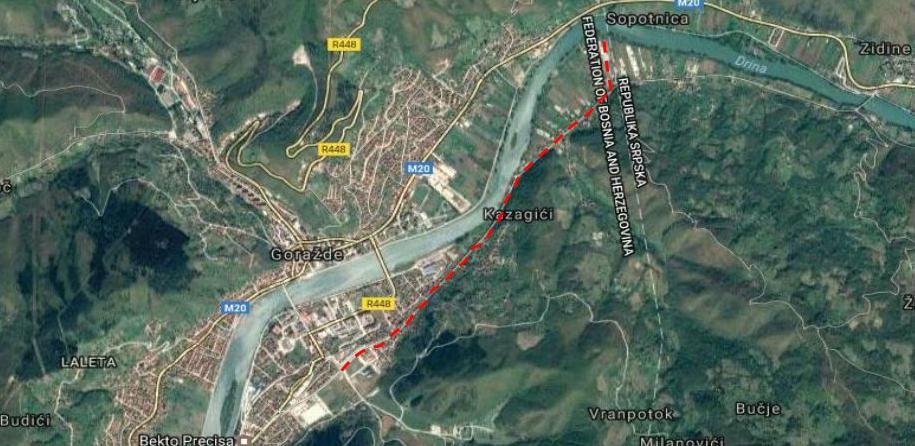 Planirana izgradnja obilaznice oko Goražda: Šansa za domaće kompanije