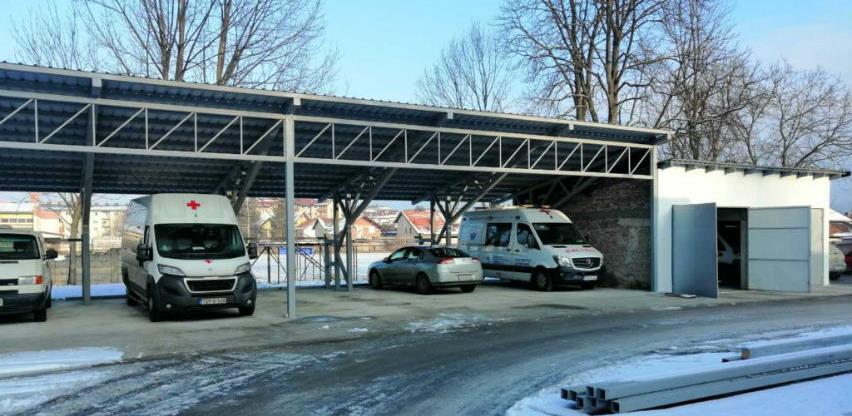U Kotor Varošu izgrađena garaža u vrijednosti 100.000 КM