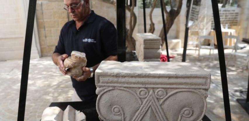 Otkrivena palača u Jeruzalemu, izgrađena 700 godina p.n.e. (VIDEO)
