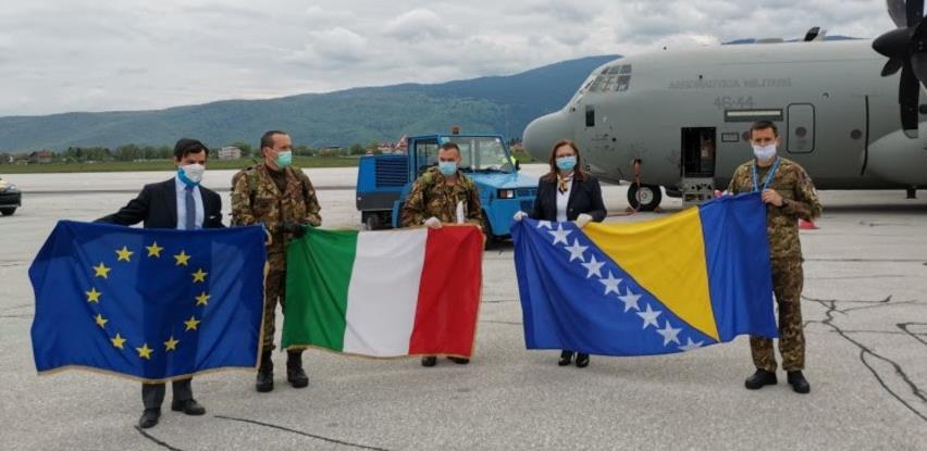 Dva italijanska vojna liječnika bit će angažirani u BiH