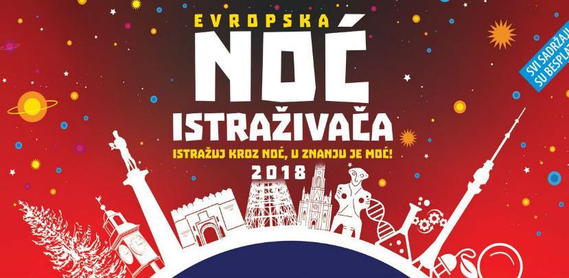 Evropska noć istraživača u devet gradova BiH