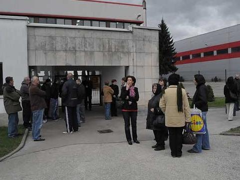Radnici Bire odbili da rade u Kaknju i Čapljini: 200 ljudi ostaje bez posla