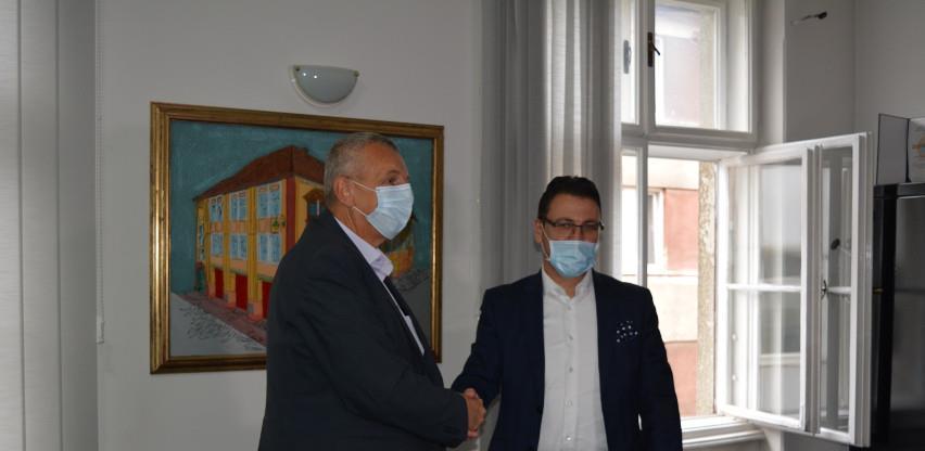 Potpisan ugovor za sanaciju klizišta u općini Vogošća