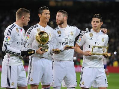 Madridski Real i dalje najskuplji klub na planeti