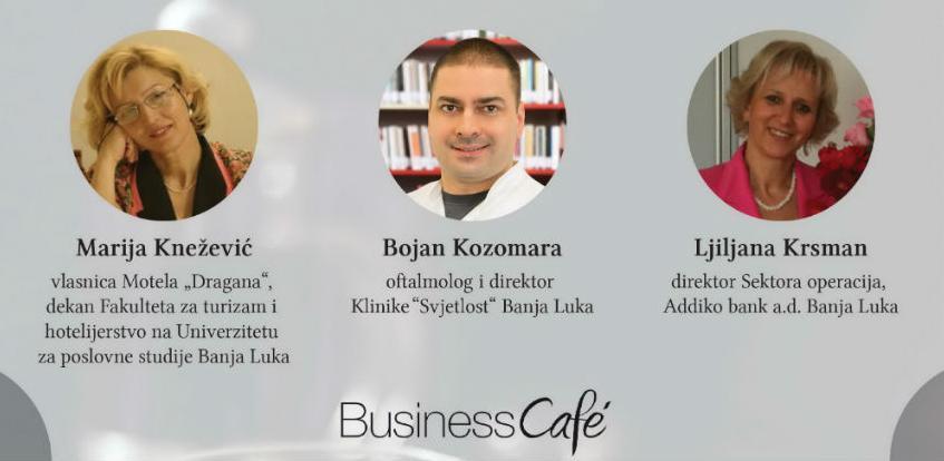 3. Business café u Banja Luci: Boljom uslugom do većeg profita