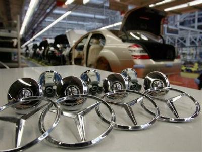 Mercedes suspendovao gradnju fabrike u Rusiji