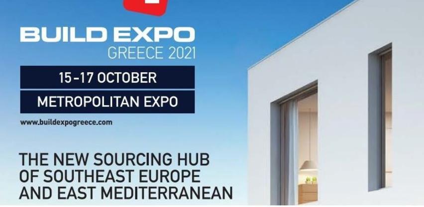 Sajam građevinarstva Build Expo Greece 2021