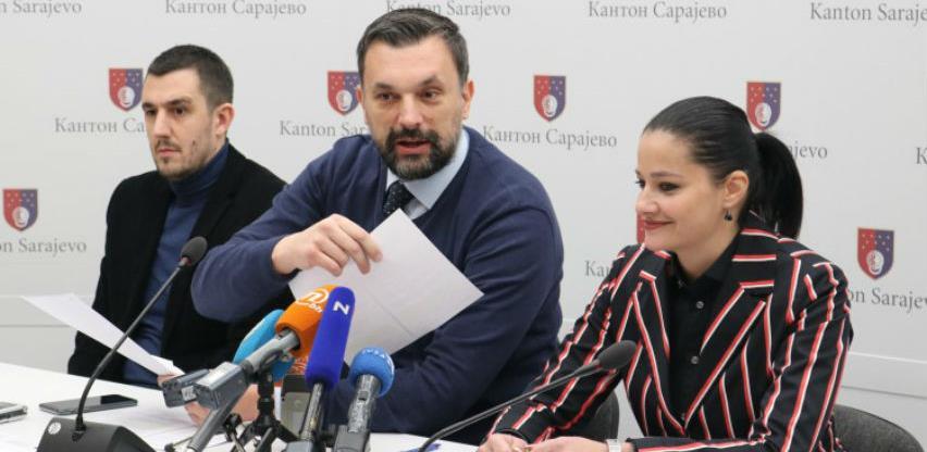 Konaković: Od danas Skupštinom Kantona Sarajevo predsjedava Danijela Kristić